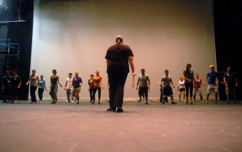 Theater auditions leave students excited, nervous