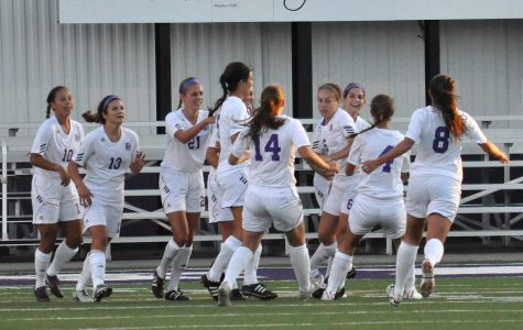 Soccer posts first wins of the season over Upper Iowa and Northwest Missouri State