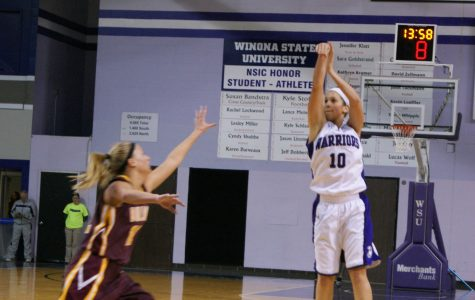 Winona State advance to semifinals of NSIC Tournament