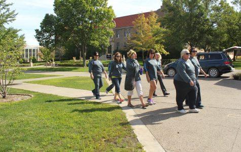 Semcac holds 1/2 K fundraiser on campus