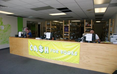 Warrior Textbooks, which opened in fall 2011, competes with the Winona State University Bookstore.  MATTHEW SECKORA