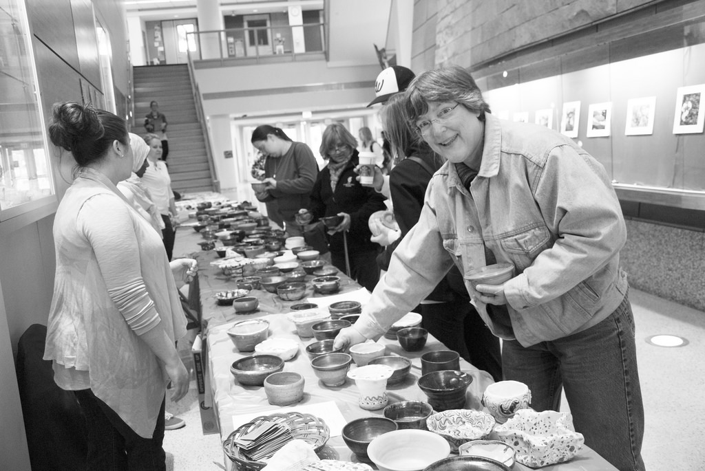 Empty Bowls fundraises to feed the community