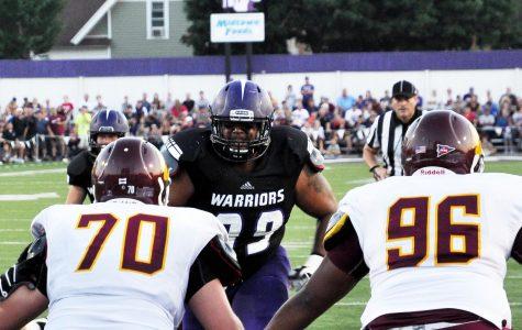 Warrior football falls short against Minnesota Duluth