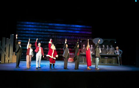 """Assassins"" makes a bang on the main stage"
