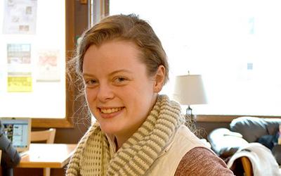 Abby Peschges: Profile of an aspiring editor