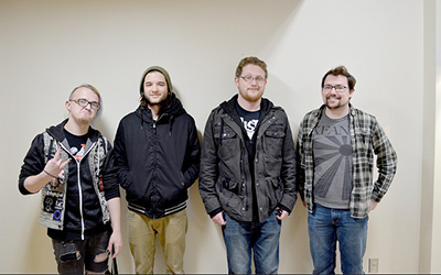 Band in profile: Students form punk rock band