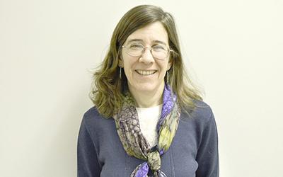 Elizabeth Oness: Profile of a published professor