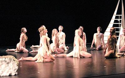 Dancescape prepares for annual production
