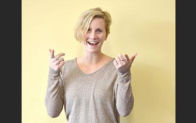 Alyson Hagglund: Profile of a multitasking senior