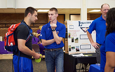 Job fair brings employment opportunities to students