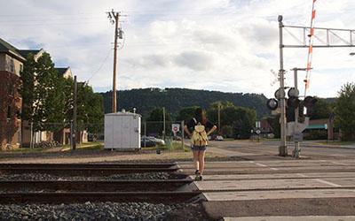 Organization promotes rail safety in Winona