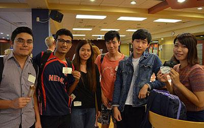 International students call Winona State home
