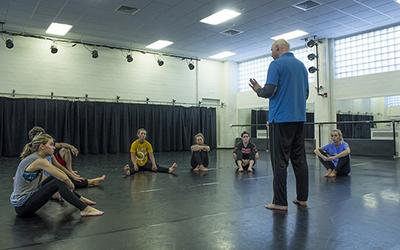 Annual THAD event invites guest choreographers