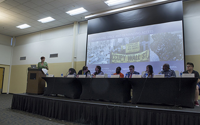 Panel speaks on improving race relations on campus