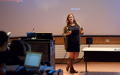 CLASP lecture features developments in DNA research