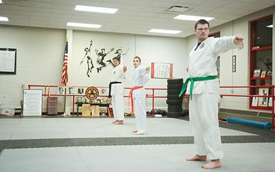 Club sport profile: karate at Winona State – The Winonan