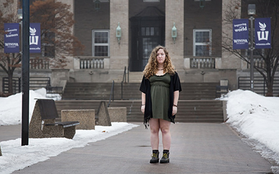 Student survivors share sexual assault stories