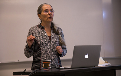 Anthropologist talks Latin American studies, travel