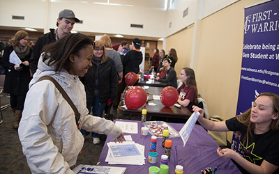 Winona State encourages enrollment