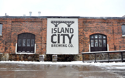 New brewery taps into downtown Winona