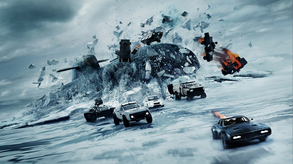 Film in review: 'The Fate of the Furious'