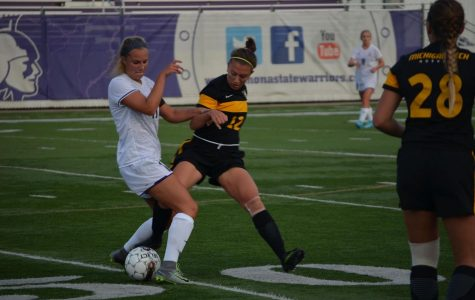 Soccer splits first two home games