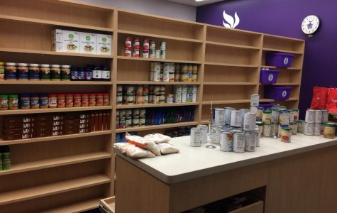 Warrior Cupboard provides food for students in need