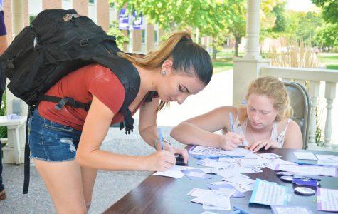 Winona State celebrates alumni donors