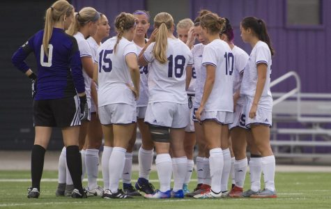 Women's soccer scores a season high