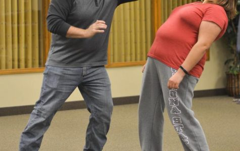 West Campus Housing hosts self-defense class
