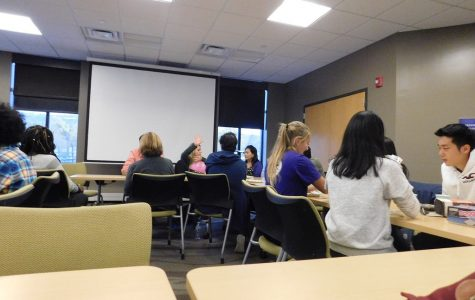 Winona State students work together to learn cultures