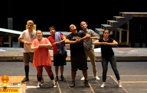 THAD department brings Charlie Brown to the stage