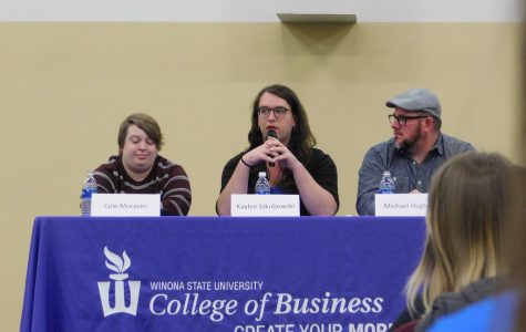 Winona State presents transgender alumni panel