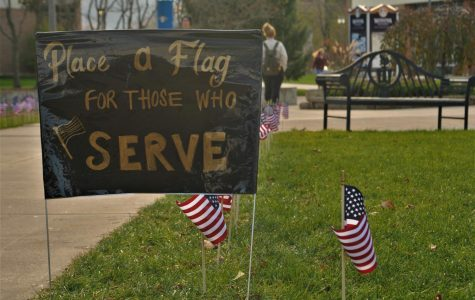 Winona State celebrates Veterans Day
