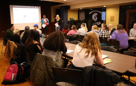 Speakers, students discuss body image, positivity