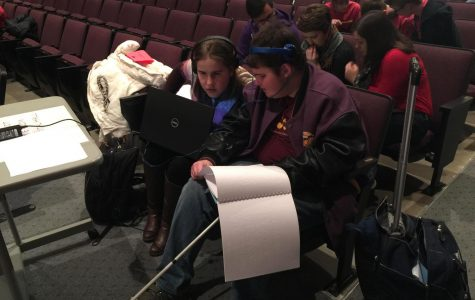 Music department hosts Listening Contest