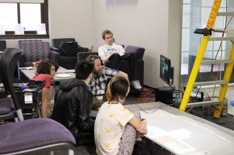Hackathon continues on Winona State campus