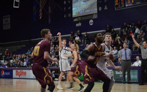Men's basketball season comes to a close
