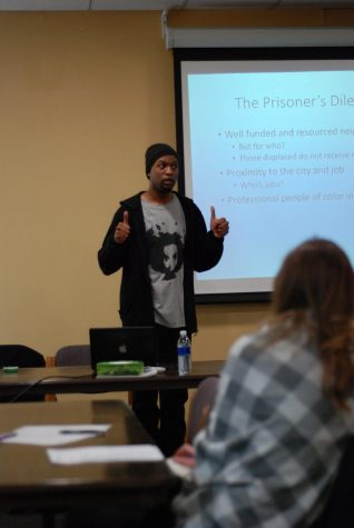 Too Black helps Winona State understand inequality