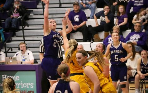 Women's basketball game longest on record