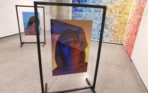 Watkins Gallery displays senior capstone