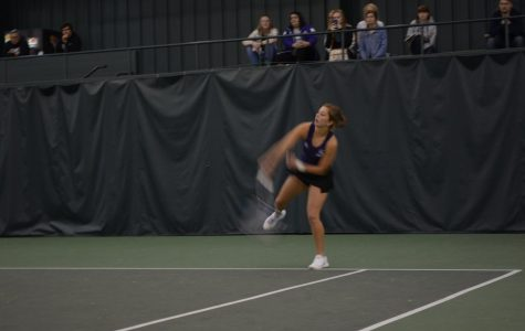 Tennis approaches end of season with win