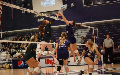 Volleyball gets two victories at home