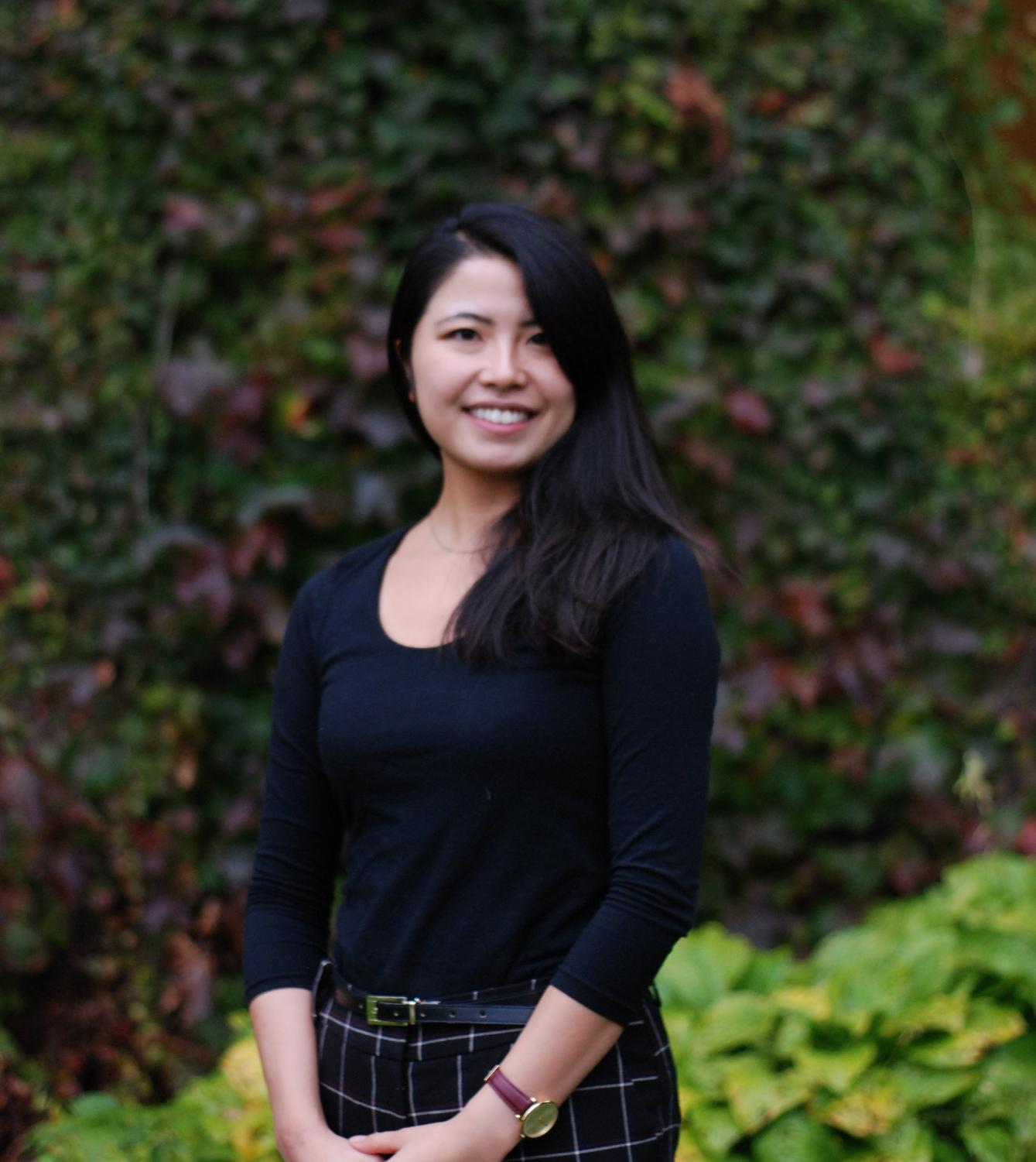 Miki Tanaka, a graduate of Winona State, was nominated for her work ethic and involvement in the TESOL department while showing resilience in her work.