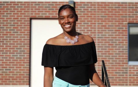 Zaria Smith: Profile on a student leader