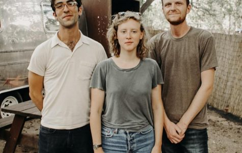 Left to right: Connor Davison, Kerry Alexander and Chris Hoge, the trio make up the indie rock band Bad Bad Hats. Based out of Minneapolis, their music is inspired by classic pop, nineties rock and pop-punk themes. Bad Bad Hats will be playing at Ed's No Name Bar in Winona on Thursday, Dec. 13.