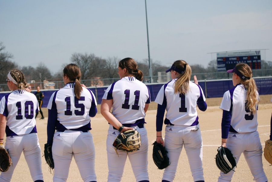 Softball begins season with high hopes