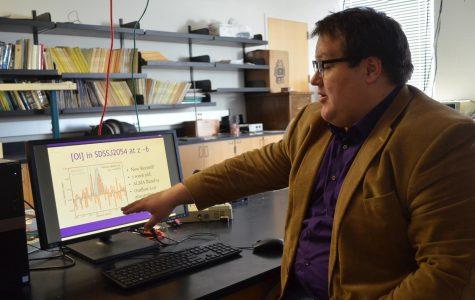 Assistant physics professor awarded grant
