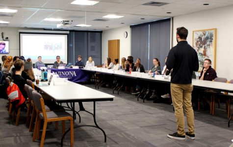Student Senate gives funding