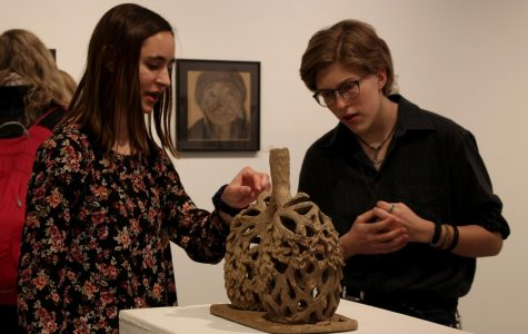 Art Muse showcases WSU student talent